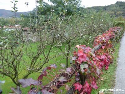 Valle del Baztán_Navarra; valle del lozoya via verde del tajuña pico posets refugio collado jermos